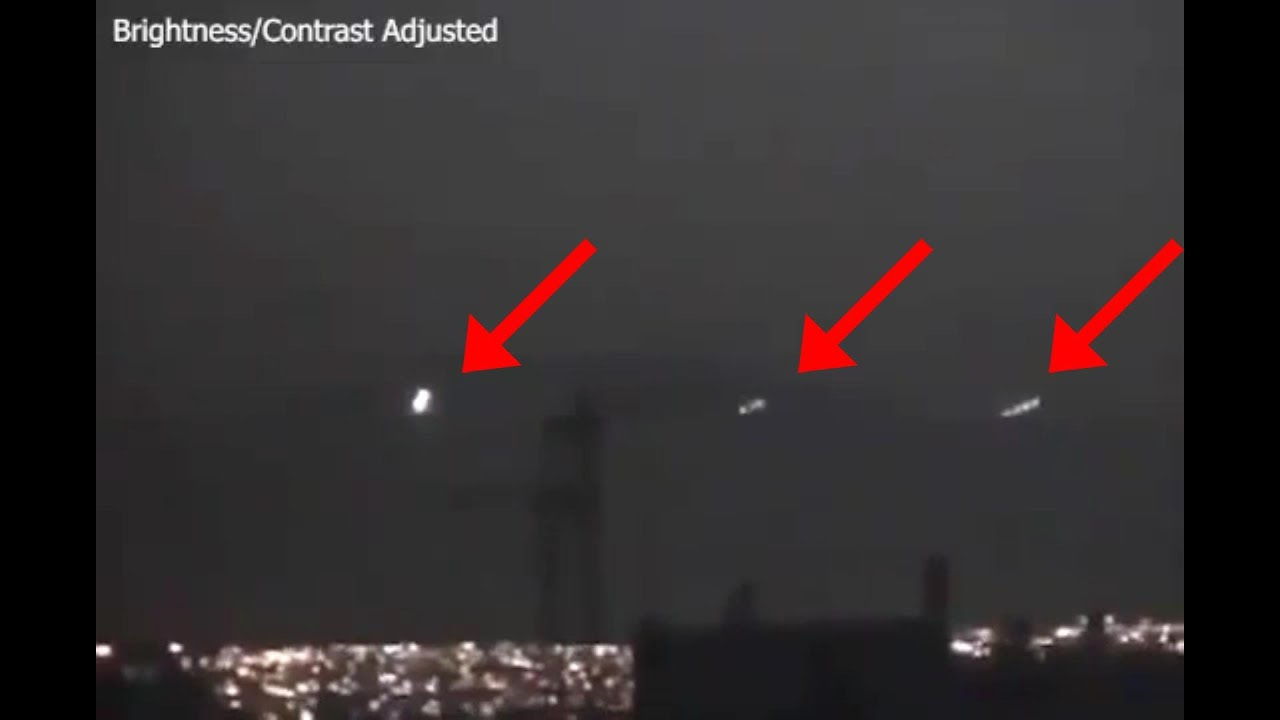 UFOs Spotted Above Chennai, India – 6th April 2021