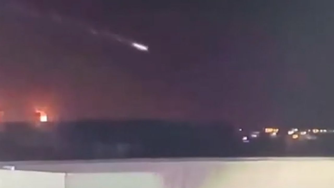 Fast Moving UFO Filmed over Belgium – 2nd May 2021