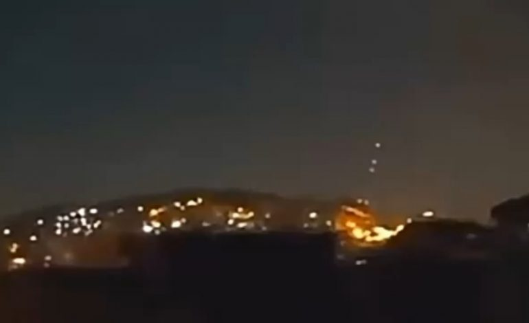 UFOs Spotted Over Barcelona, Spain – June 28, 2021